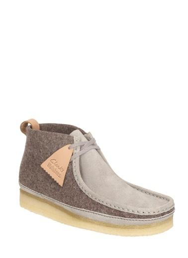 Wallabee Boot Klasik Ayakkabı-Clarks